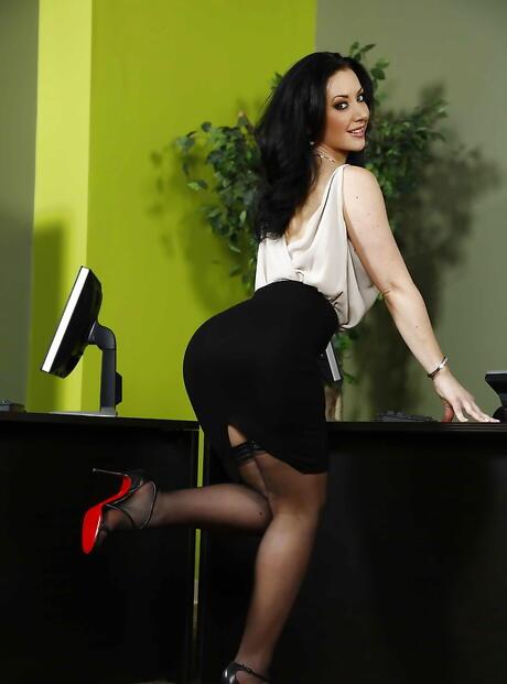 Secretary Booty Pics