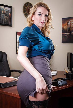 Office Big Booty Pics